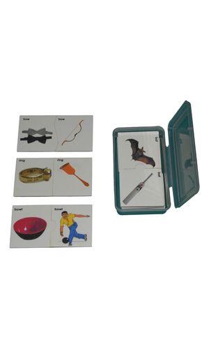 Homonym cards