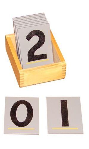 Sandpaper Numbers
