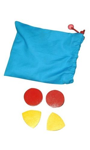 Stereognostic Bag: 2D Shapes