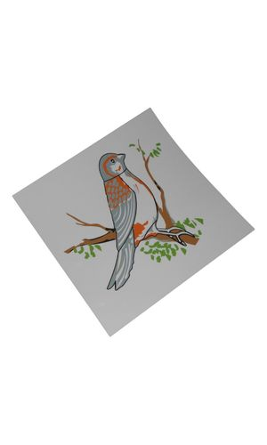 Control Card - Bird Puzzle