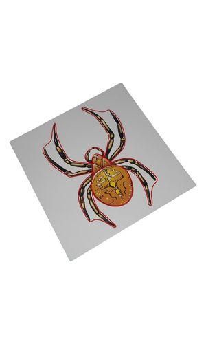 Control Card - Spider Puzzle
