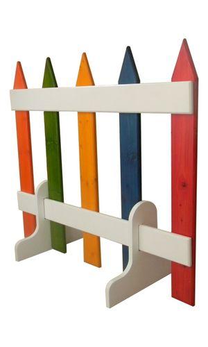 Picket Fence Indoor Set of 3