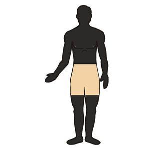 Norma Shorts Type Abdominal Binders 126