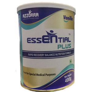 Azzurra Essential Plus 400gm Vanilla