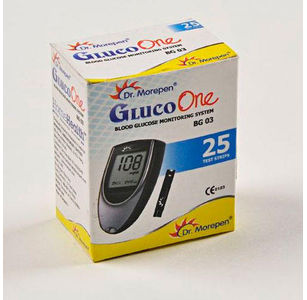Gluco One BG-03 25 Strip