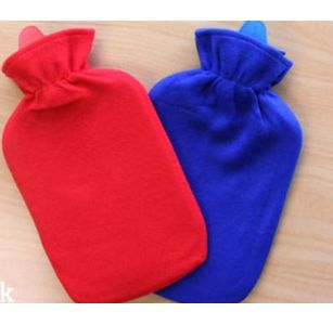 Hot Water Bottle With Cover