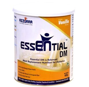 Azzurra Essential DM Vanilla 400gm