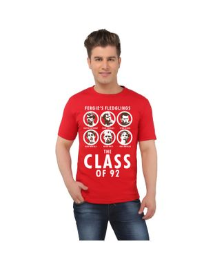 Class of 92 Manchester United Football Fan T-shirt