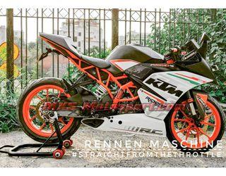 MXS2423 Paddock Stand with Swingarm Mounts KTM RC 390