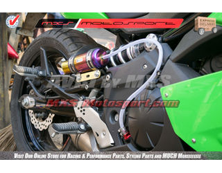 MXS2430 OIL COOL TANK KAWASAKI NINJA 650-300 MOTORCYCLE