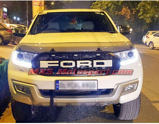 MXS2387 Raptor Style Front Led Grill Ford Endeavour Everest