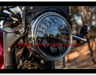 MXSHL421 Tech Hardy Stage  2 Led Adaptive Headlight Royal Enfield Bullet Motorcycle