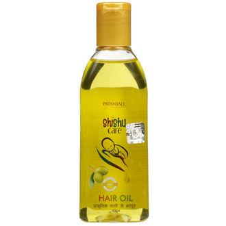 PATANJALI SHISHU CARE HAIR OIL 100ml