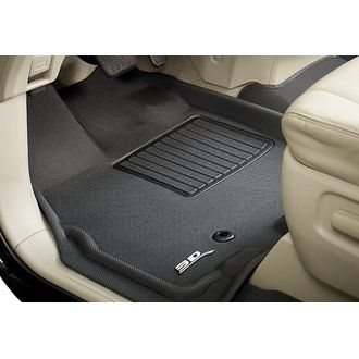 MAXPIDER KAGU 3D Custom Made Car Foot Floor Mat AUDI Q7