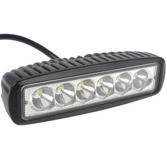 1550LM Mini 6 Inch 18W 6 x 3W CREE Car LED Light Bar as Worklight / Flood Light / Spot Light for Boating / Hunting / Fishing