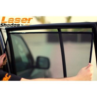 LASER Magenetic  shade curtains for new toyota Altis set of 4 pcs