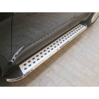 Gear x  TUV 300  side running board foot step SPORTS type  - chennai