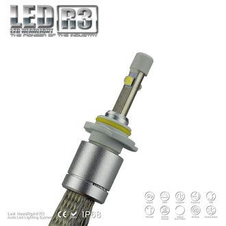 HAMAAN LED HEAD LAMPS H11 - 4800 LUMENS 6000K WHITE LIGHT 12 V  40W