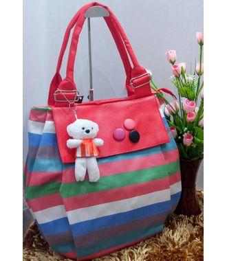 Pink Desiger Replica Handbag - HWIP1000