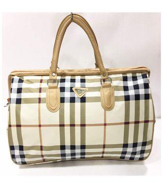 Cream Desiger Replica Handbag - HWIP1012