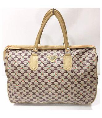 Cream Desiger Replica Handbag - HWIP1013