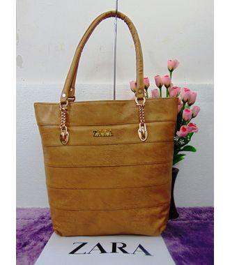 Designer Replica Handbag (Golden) - MEST10620