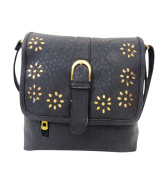 Estoss Black Sling Bag - MEST10863