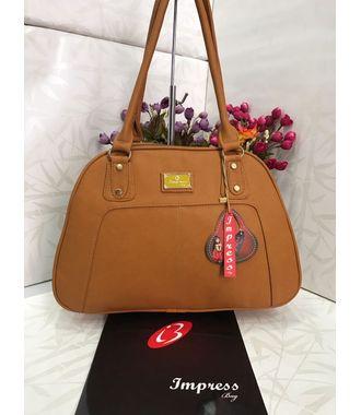 Impress Hangbag (Chocolate) - MEST11011