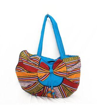 Ethnic Rasa Multicolor Ethnic Handbag - HWIT1412