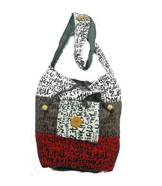 Ethnic Rasa Multicolor Ethnic Handbag - HWIT1416