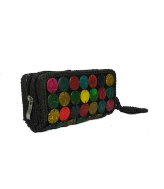 BG Shoppe Black  Wallet - HWIT1469