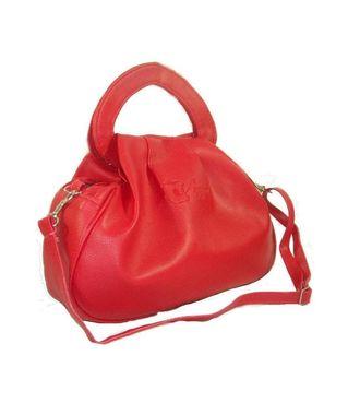 Sevvone Red Hand-Purse cum sling  - HWIT180