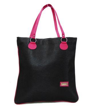 Berryblue Black Designer Handbag - HWIT2050