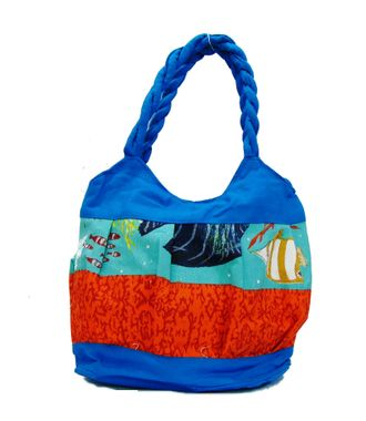 Ethnic Rasa Blue  Ethnic Bag - HWIT2293