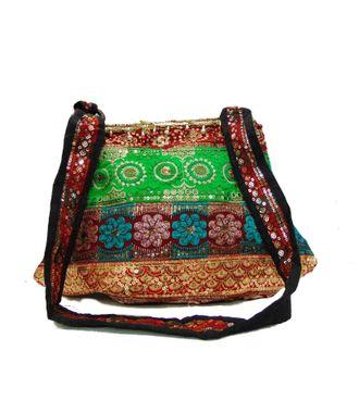 Ethnic Rasa Green  Ethnic Bag - HWIT2297