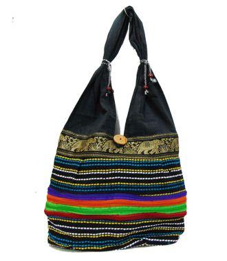 Ethnic Rasa Multicolor  Ethnic Bag - HWIT2302