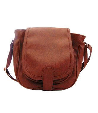 Estoss Brown  Sling Bag - MEST2842