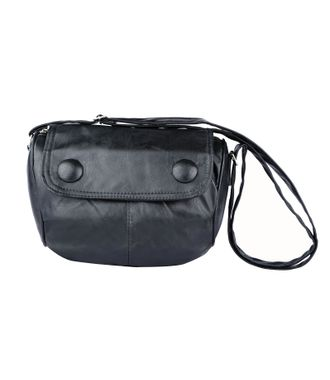 Black Sling Bag - MEST3221
