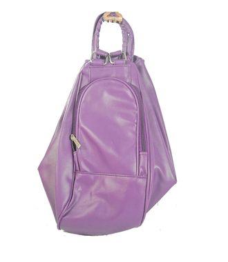 Sevvone Purple Shoulder Handbag - HWIT506