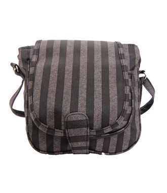 Estoss Black Sling Bag - MEST5505