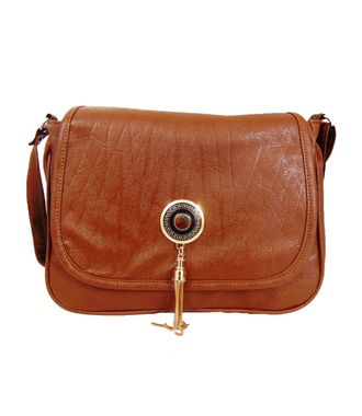 Estoss Brown Sling Bag - MEST5630