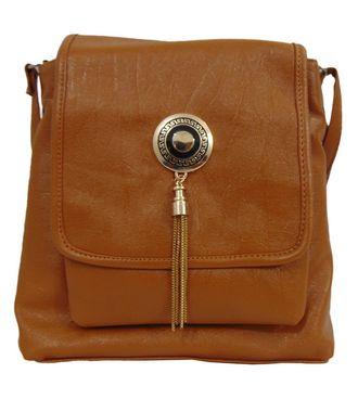 Levina Brown Sling Bag - MEST5700
