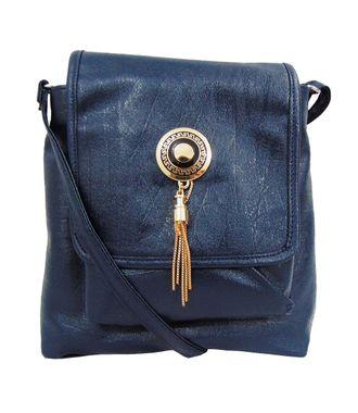 Levina Blue Sling Bag - MEST5703