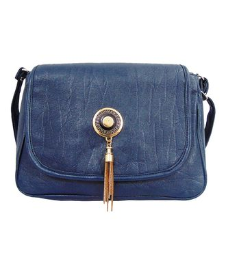 Estoss Blue Sling Bag - MEST5725
