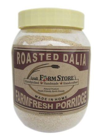 Roasted Dalia