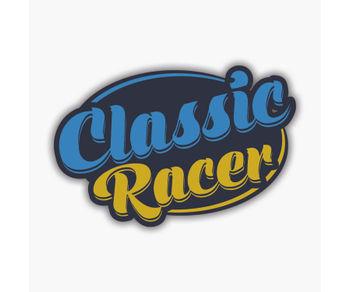 Classic Racer | Sticker