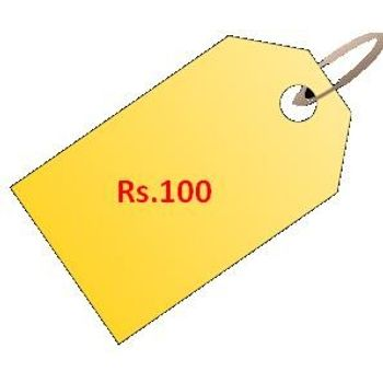 Rs. 100 Add-On Charges