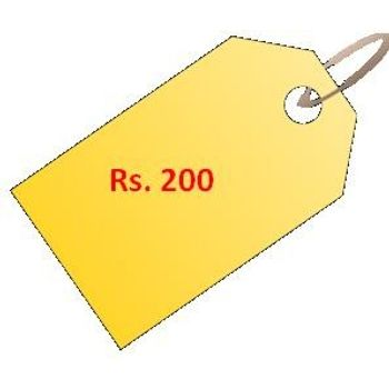Rs. 200 Add-On Charges