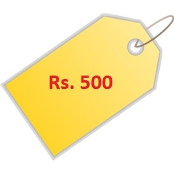 Rs. 500 Add-On Charges