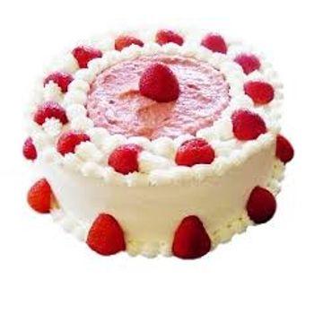 Strawberry  Cake 1/2 Kg